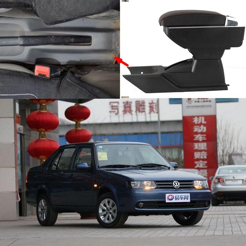 Подлокотник-бар для Volkswagen Jetta (2012-2002)